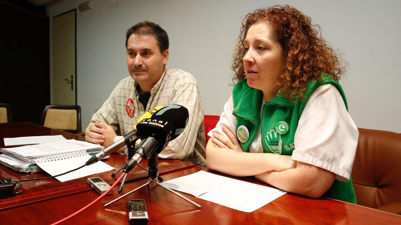 Imagen de archivo de la oficina de Hacienda en Ferrol