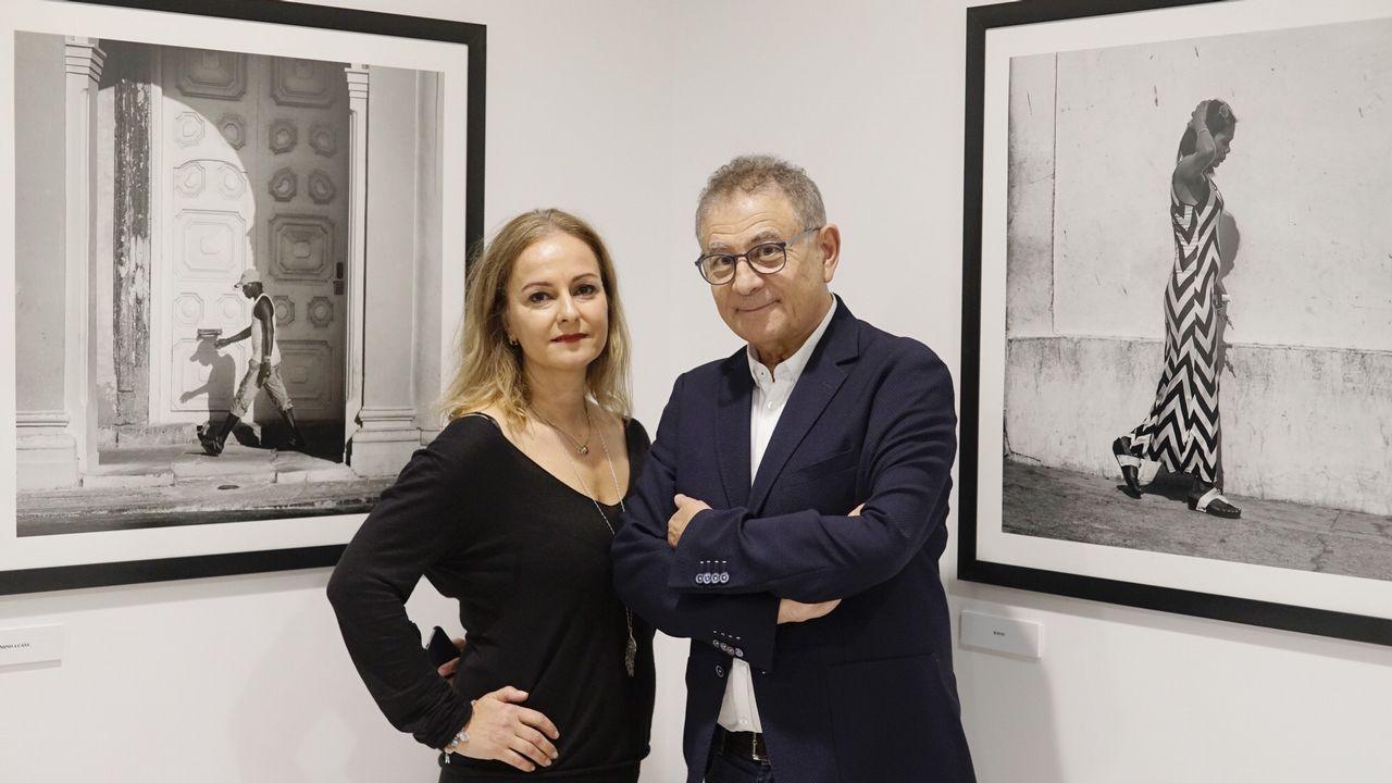 Los diseños de Roberto Verino y Jorge Vázquez deslumbran la Madrid Fashion Week.Desfile de Roberto Verino