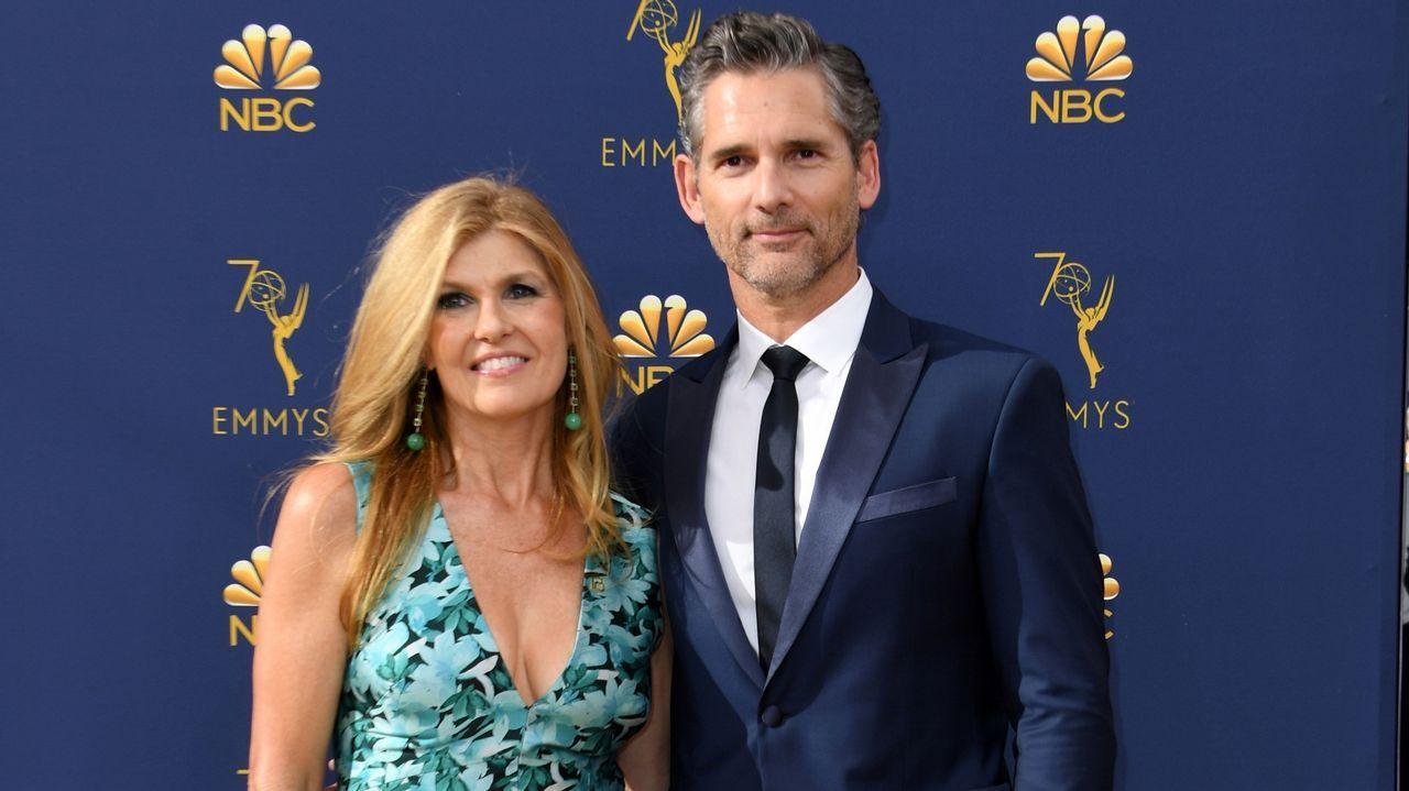Emmy 2018: Connie Britton y Eric Bana