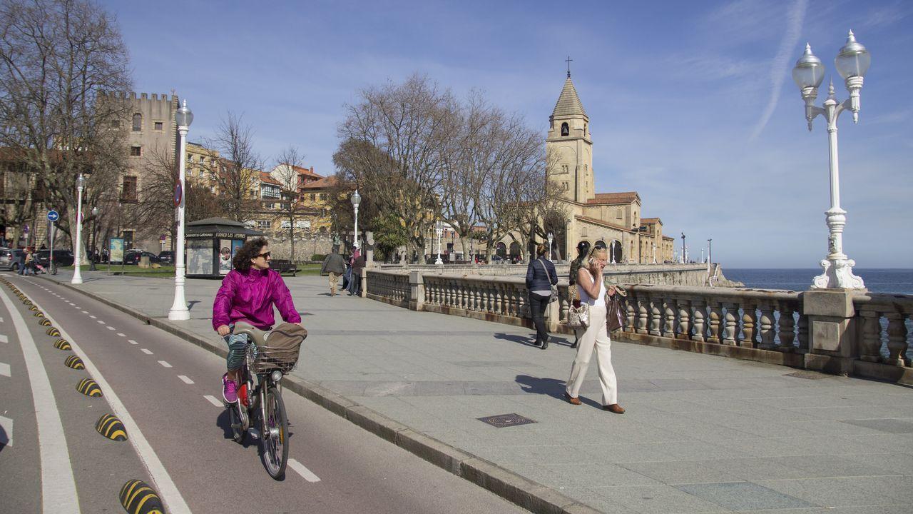 Gijón: el aliado de las ciudades gallegas en el noroeste