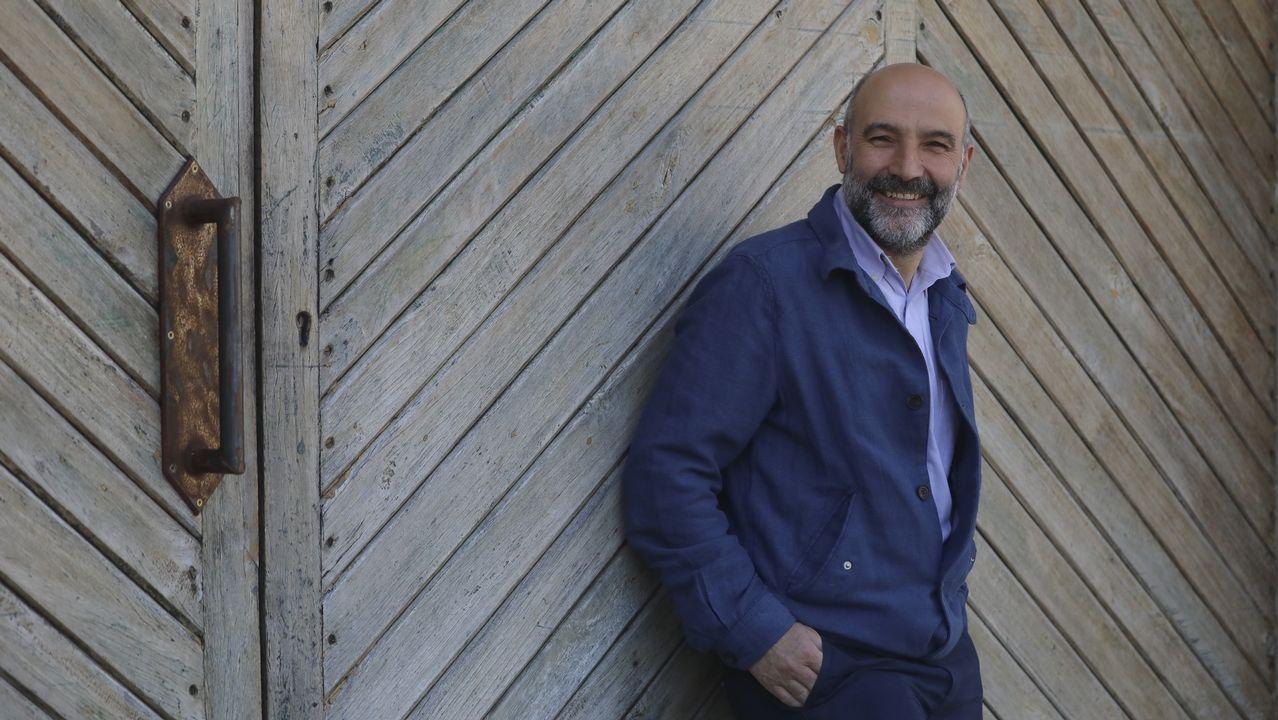 Nestor Rego encabeza la lista del BNG en A Coruña