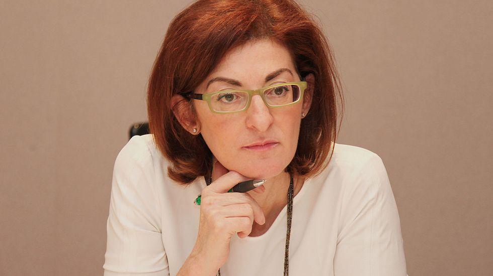 Maite Pagazaurtundúa.Maite Pagazaurtundúa