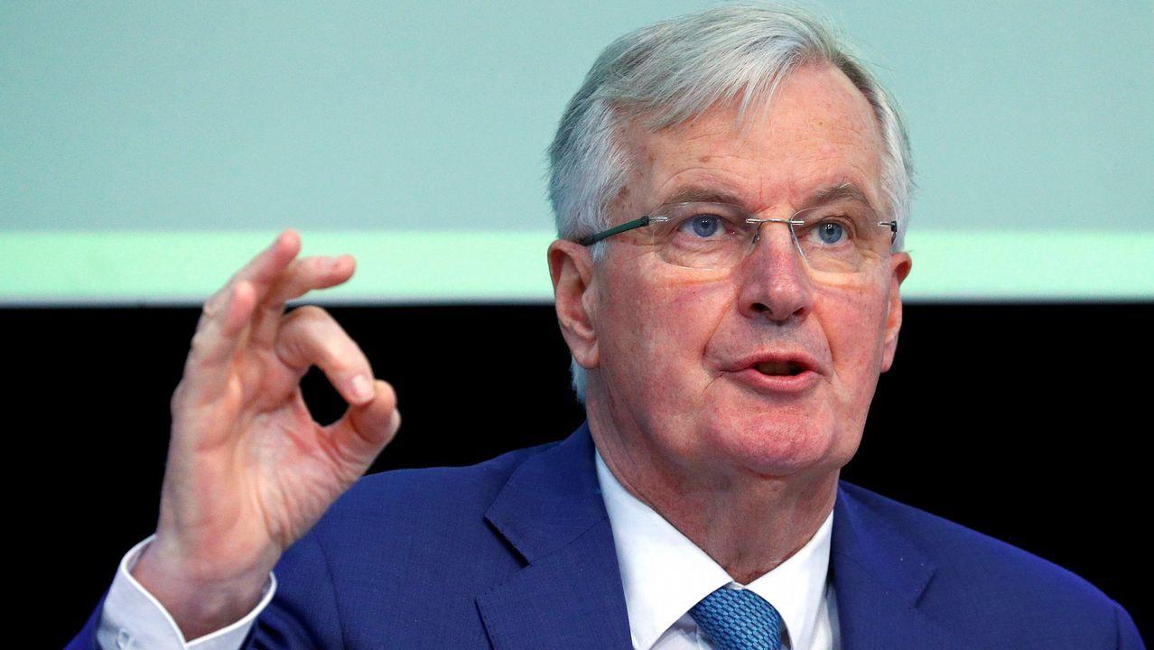 Michel Barnier cree que una prórrogan no mejorará la situación del «brexit»