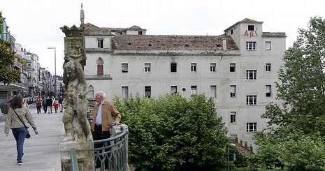 El asilo de las Hermanitas de los Ancianos Desamparados, en Pi y Margall, 2, fue comprado por Karpin por 8,5 millones.