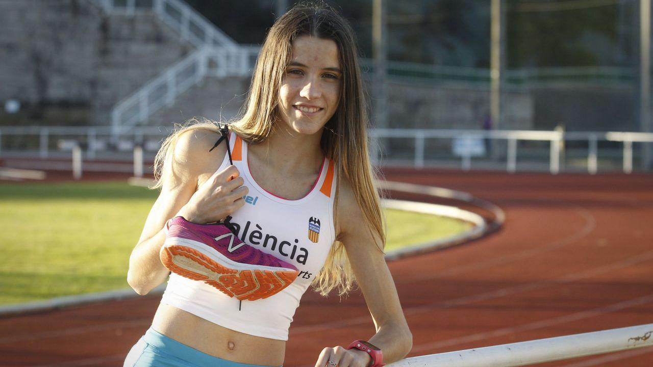 Fran Vazquez.Premios Princesa de Asturias