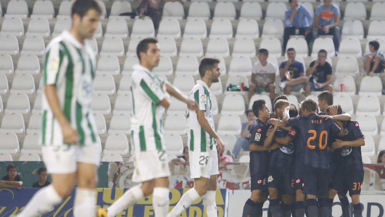 Saul Berjon Real Oviedo Elche Carlos Tartiere.Juan Antonio Anquela en El Requexón