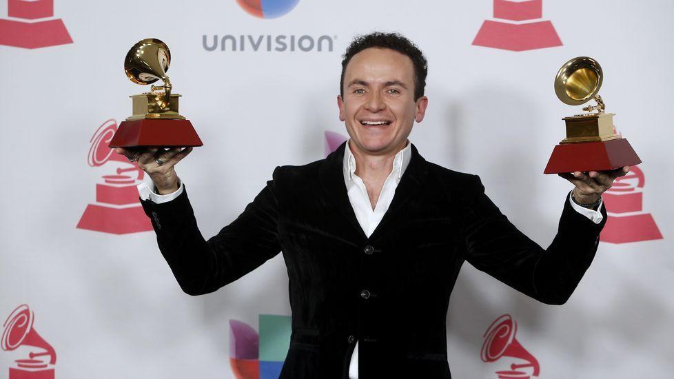 Mejor Álbum de Cumbia/Vallenato: «Homenaje» (A la música de Diomedes Díaz), Fonseca