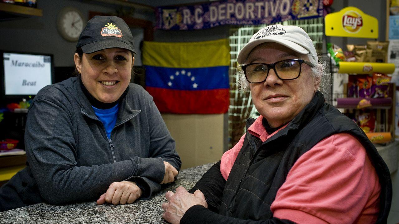 «Avanzamos mucho en los últimos años, pero no hay que bajar la guardia».Luimar González junto a su madre