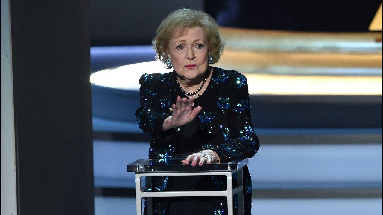 Emmy 2018: Betty White