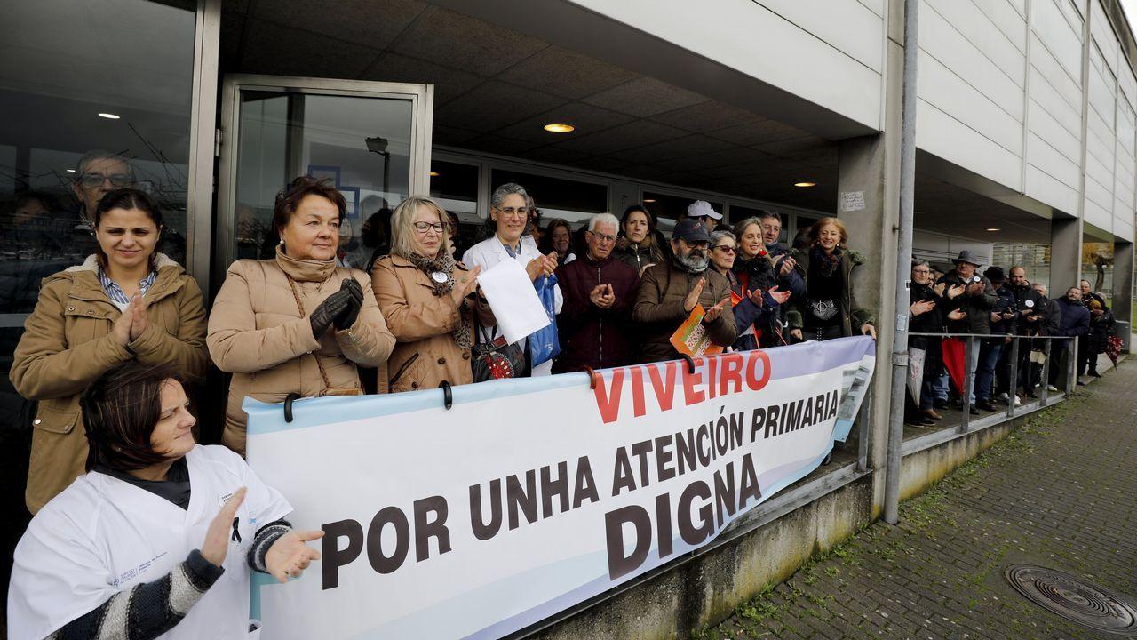 Accesos a las playas de A Coruña cerrados por temporal ayer