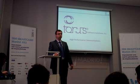 .La empresa de base tecnológica Torus es la única gallega que superó la primera fase del programa SME.