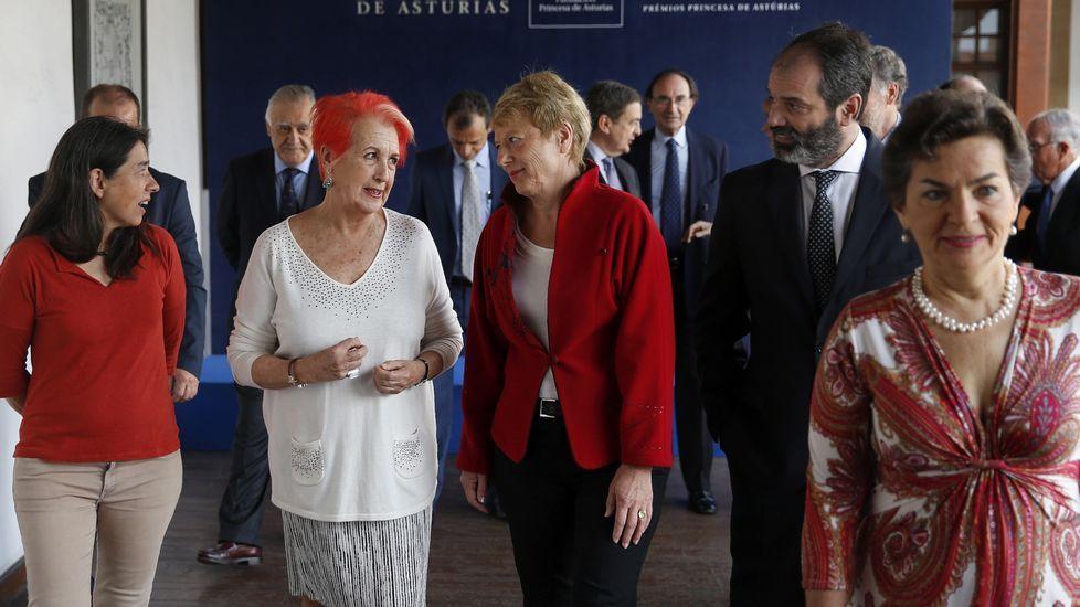 .Miembros del jurado de Cooperación Internacional