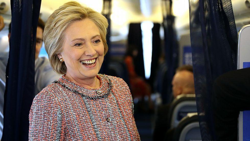 Michelle Obama hace campaña en favor de Clinton
