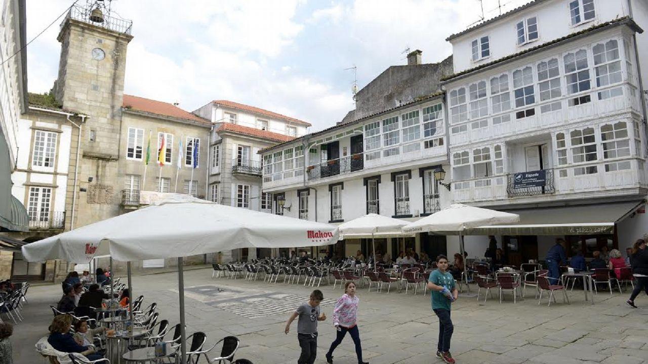 Las mejores imágenes del Rali de Ferrol