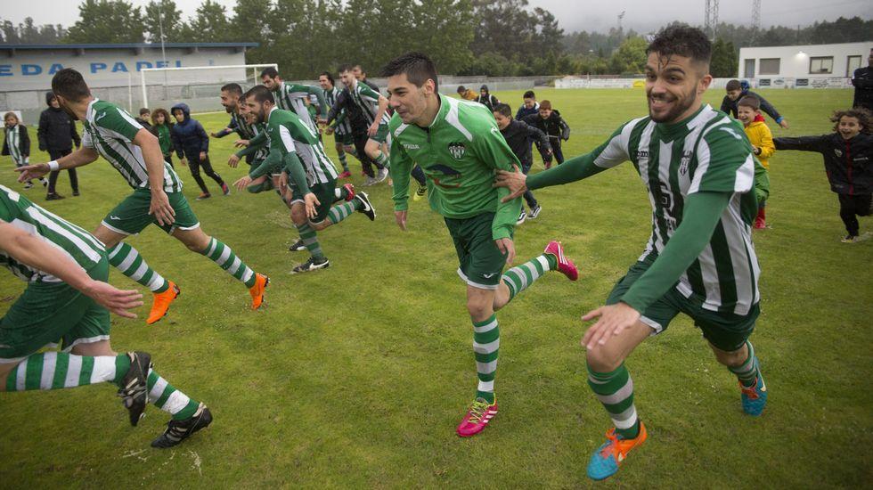 El Paiosaco conquista por segundo año consecutivo la Copa Coruña, cuarta en la historia. ¡Búscate en las imágenes!.