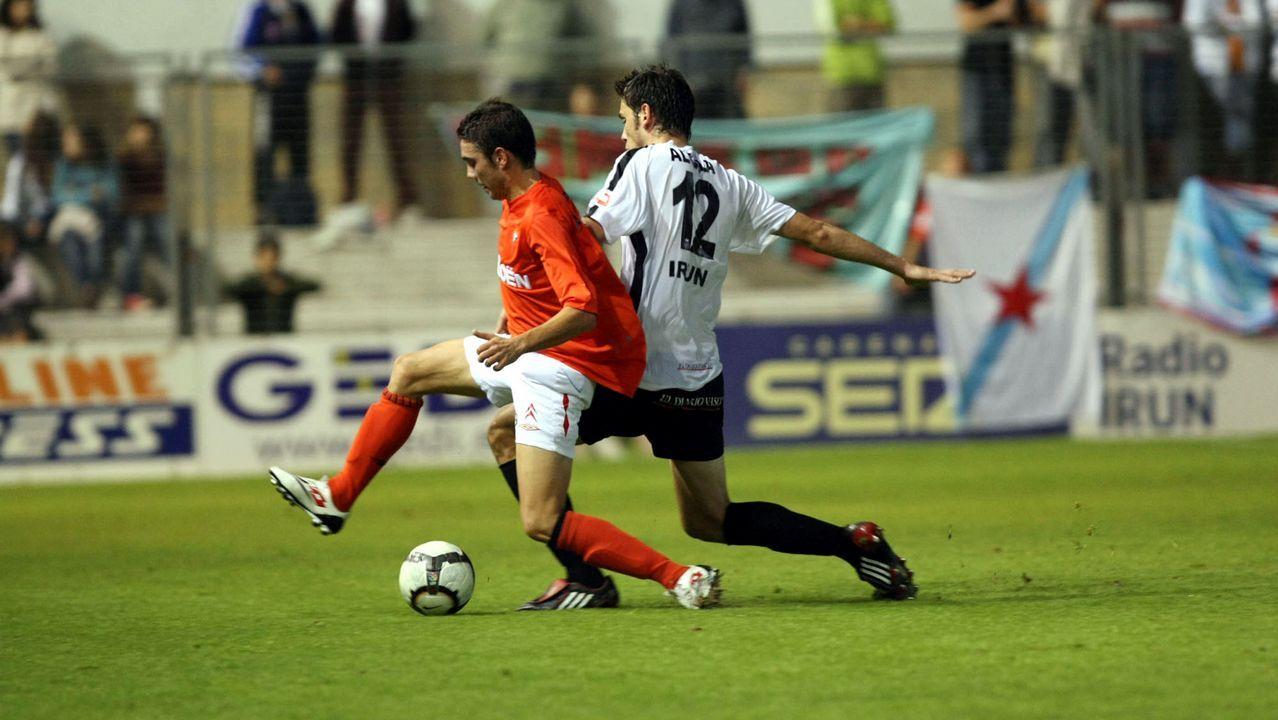 16 - Real Unión de Irún-Celta (2-0) el 31 de octubre del 2009