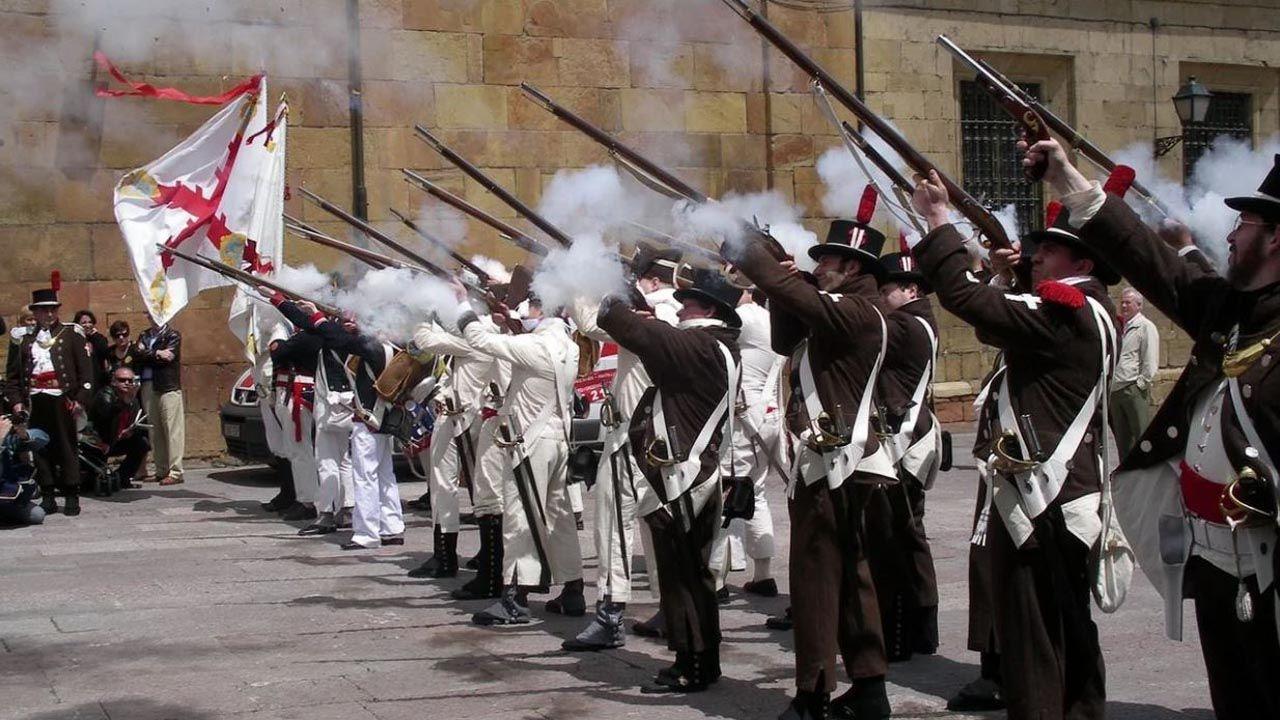 Asociación de Recreación Histórico Cultural de Asturias en Oviedo