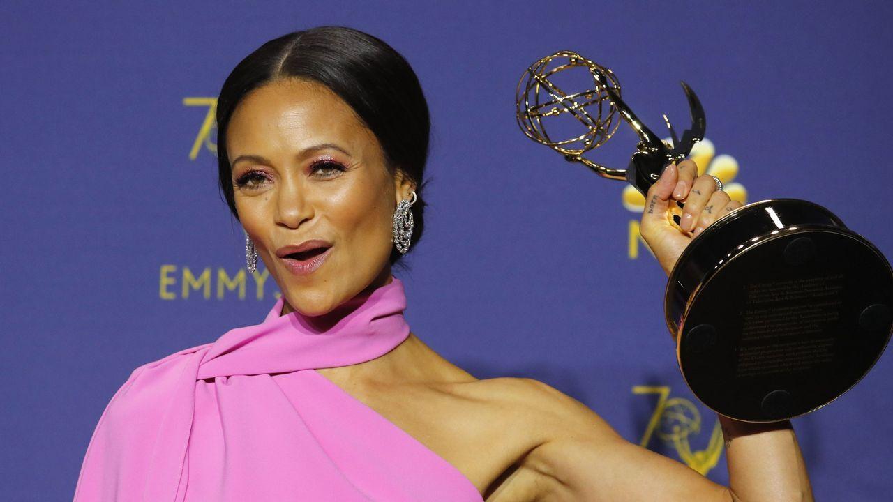 Emmy 2018: Thandie Newton