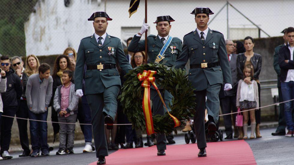 La fiesta de la Guardia Civil, en imágenes