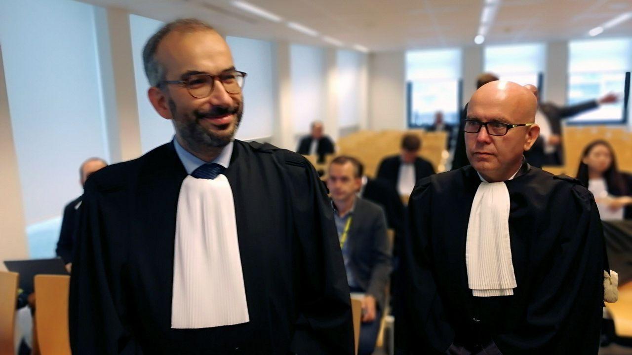 .Tribunal belga que estuda la demanda contra el juez Llarena