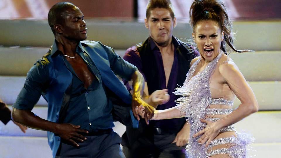 Espectáculo en los American Music Awards