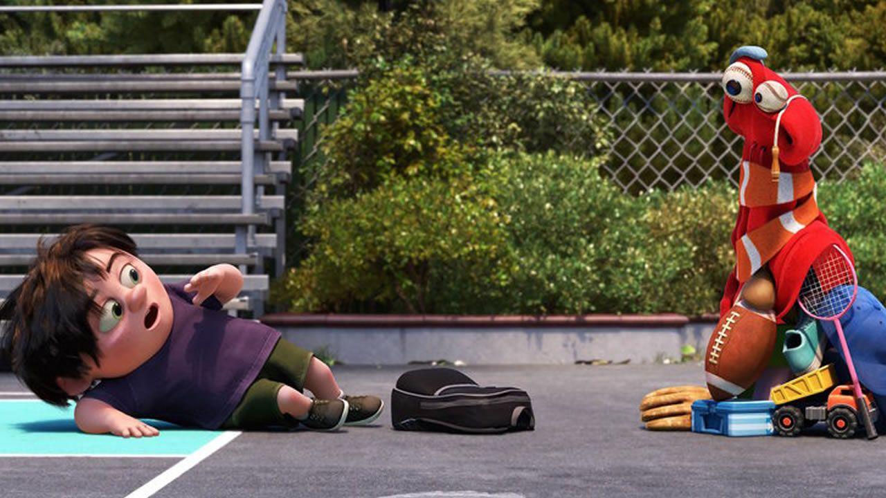 Trailer «Toy Story 4».Presentación del cartel del ciclo Enfants Terribles del FICX 2017