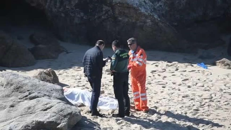 Aparece muerto un vecino de Carballo en Pedra do Sal