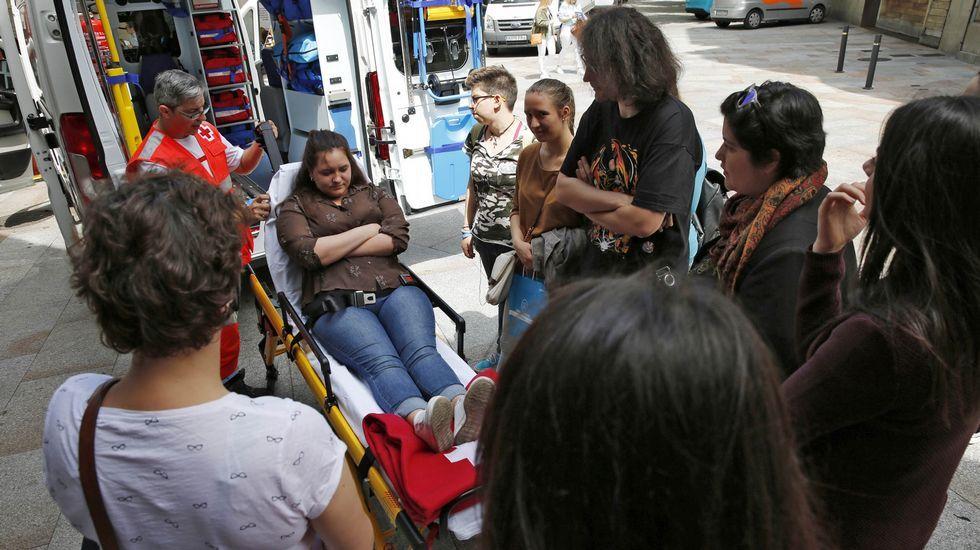 Seudoterapias peligrosas.As doazóns de sangue dos galegos acadan a recomendación da OMS
