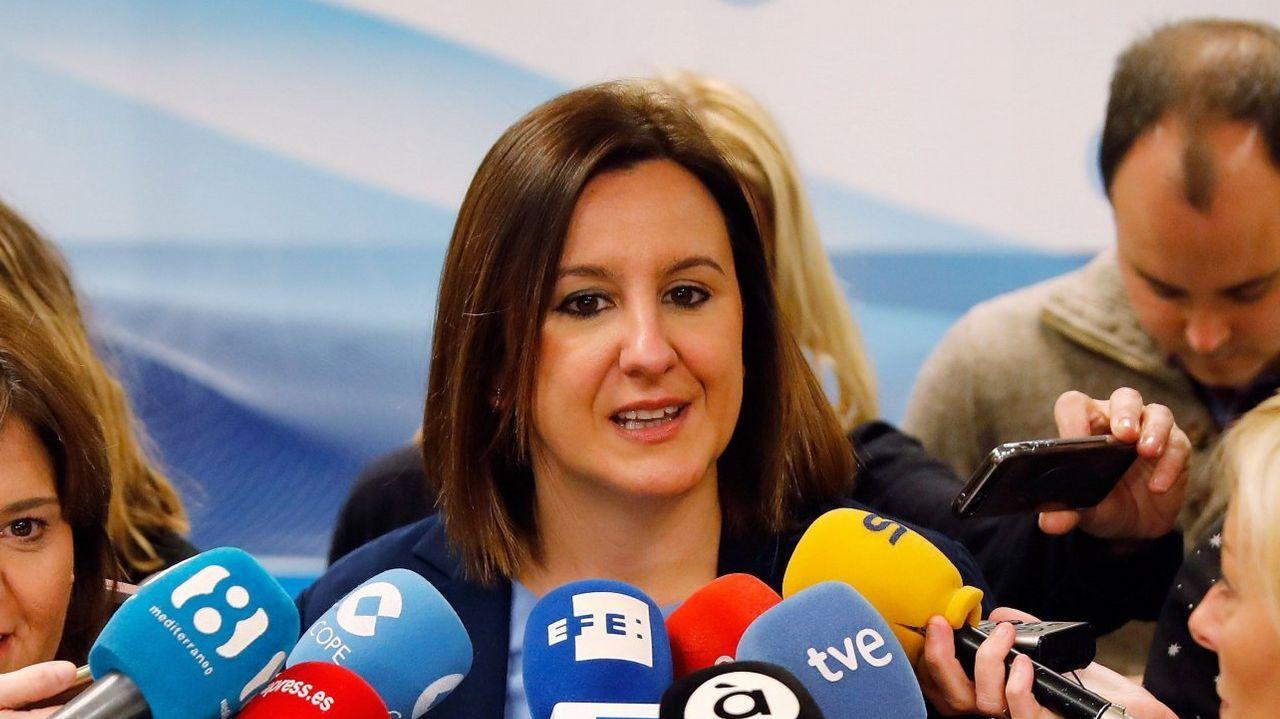 candidatos.María José Catalá. El casting para Valencia resultó difícil y al final saltó la sorpresa con una candidata que no salía en las quinielas.