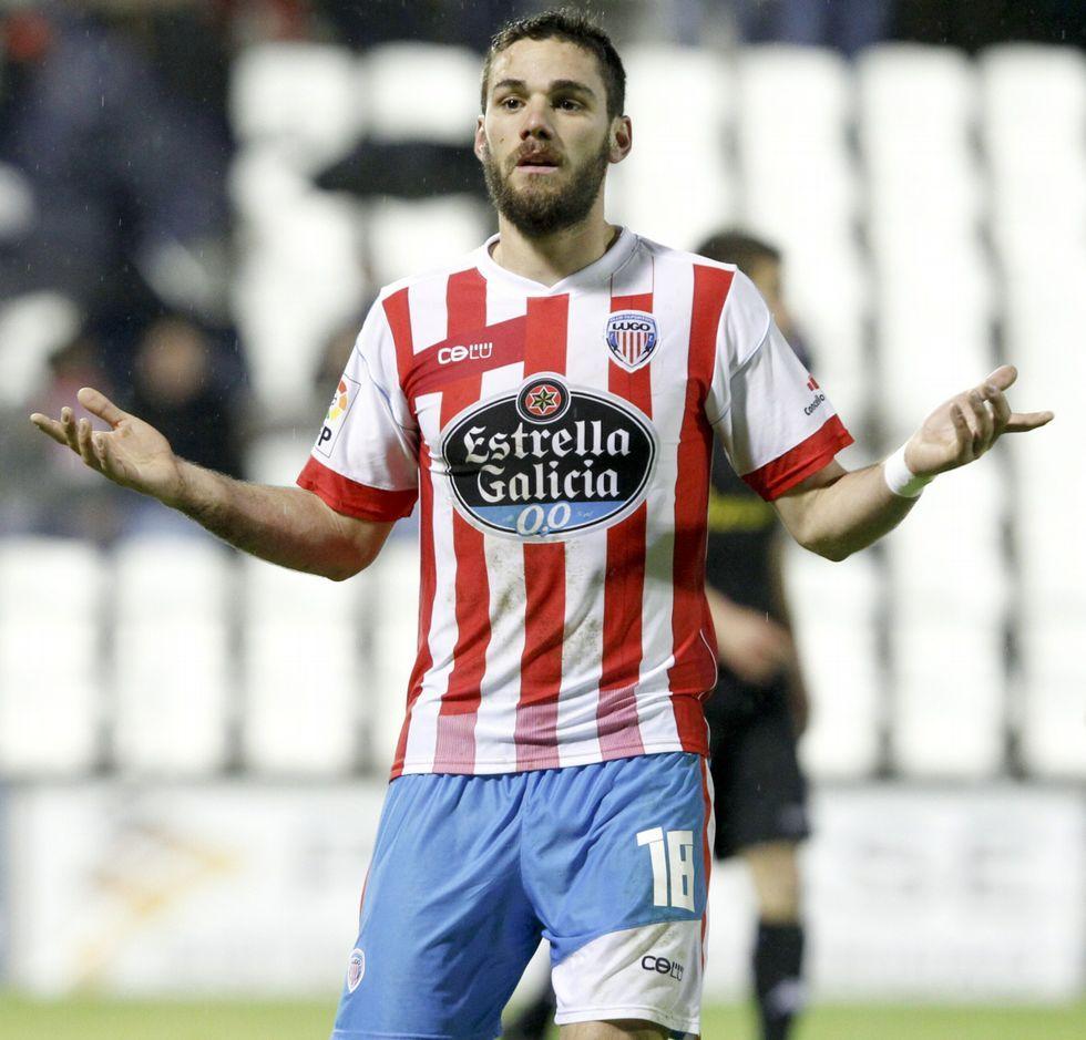 Vídeo resumen del Mallorca 1 - Valladolid 5.Lolo Plá, en un lance del encuentro del pasado sábado contra el Girona.