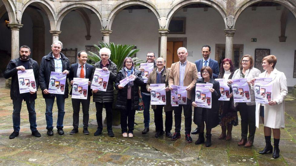 Exposición de Leonardo Da Vinci en Santiago.Iggy Pop cerrará el festival O Son do Camiño