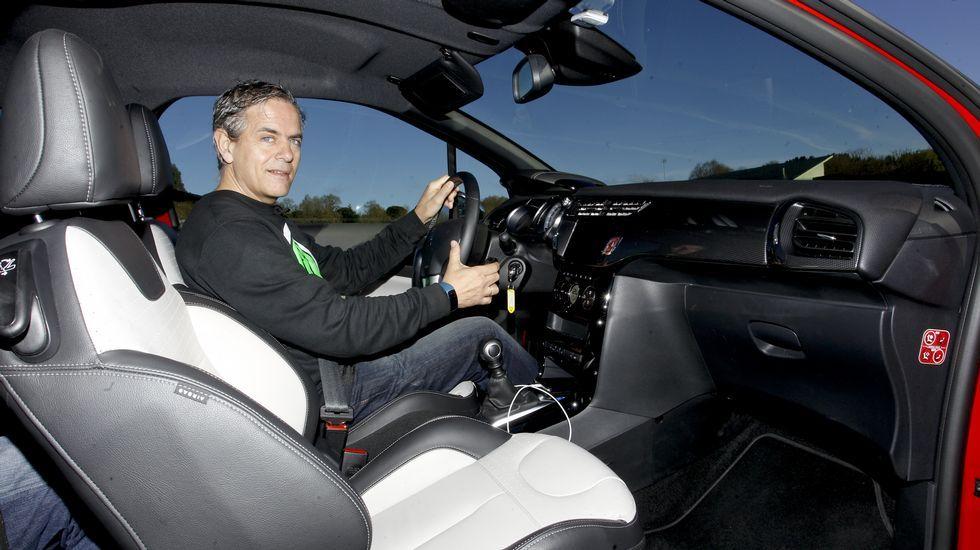 El DS3 de Vallejo para cada día.Carlos Tavares, consejero delegado del PSA Peugeot Citroen