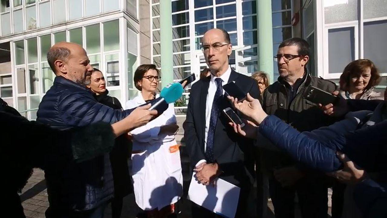 Arrancan las Rebajas en Vigo.La administración premiada de O Porriño
