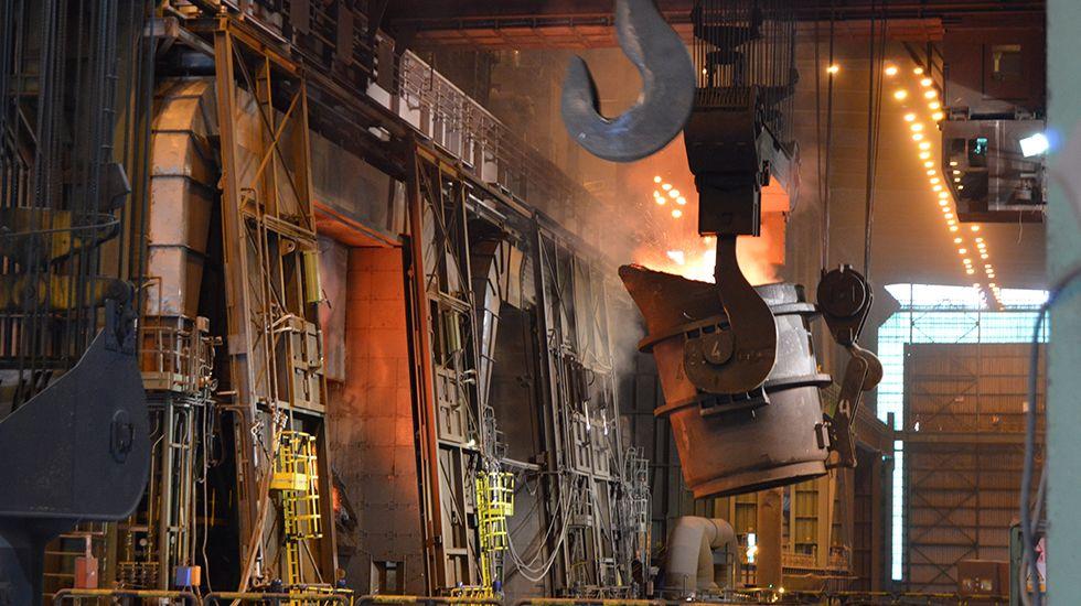 .ArcelorMittal culminará la remodelación de la Acería de Avilés en el último trimestre de 2019