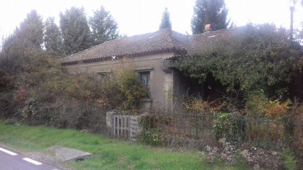 Las viviendas de ADIF están actualmente abandonadas