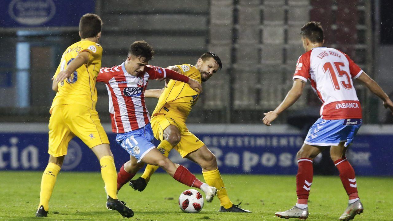 Solari: «La idea es ir a Melilla y jugar con dos cojones».Vicente Moreno