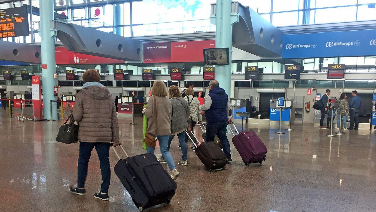 Aviones de la compañía Norwegian, en el aeropuerto de Estocolmo