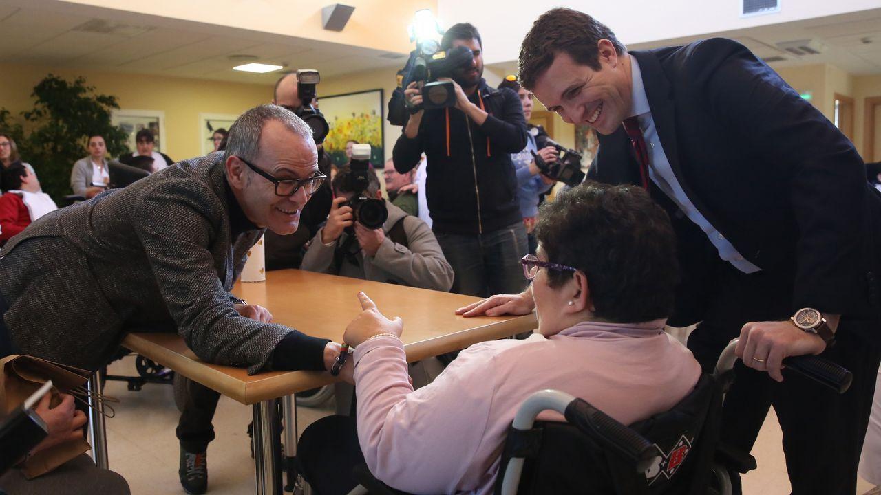 Francisco Fraga, exportavoz del PSOE en la Diputación, abandona el partido.La diputada era portavoz del gobierno de la Diputación de Ourense