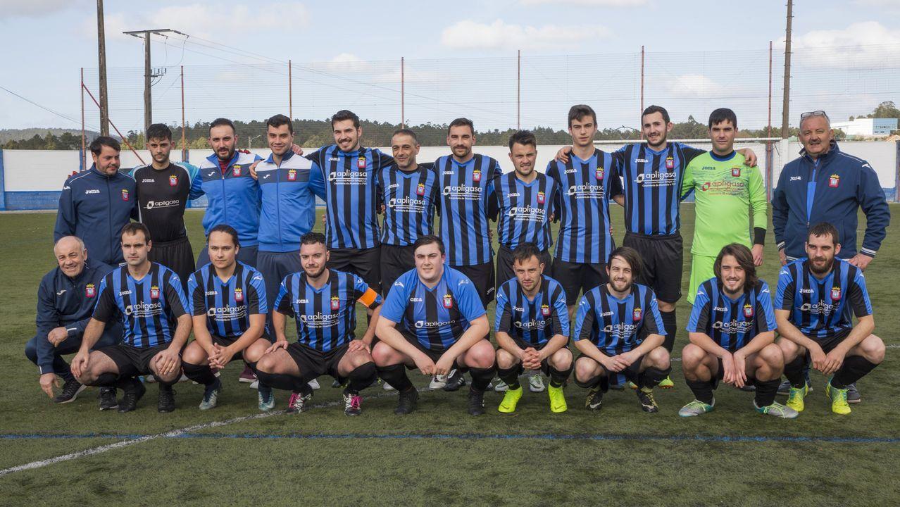 ¡Búscate en el partido del Bergantiños-Racing de Ferrol de hoy!