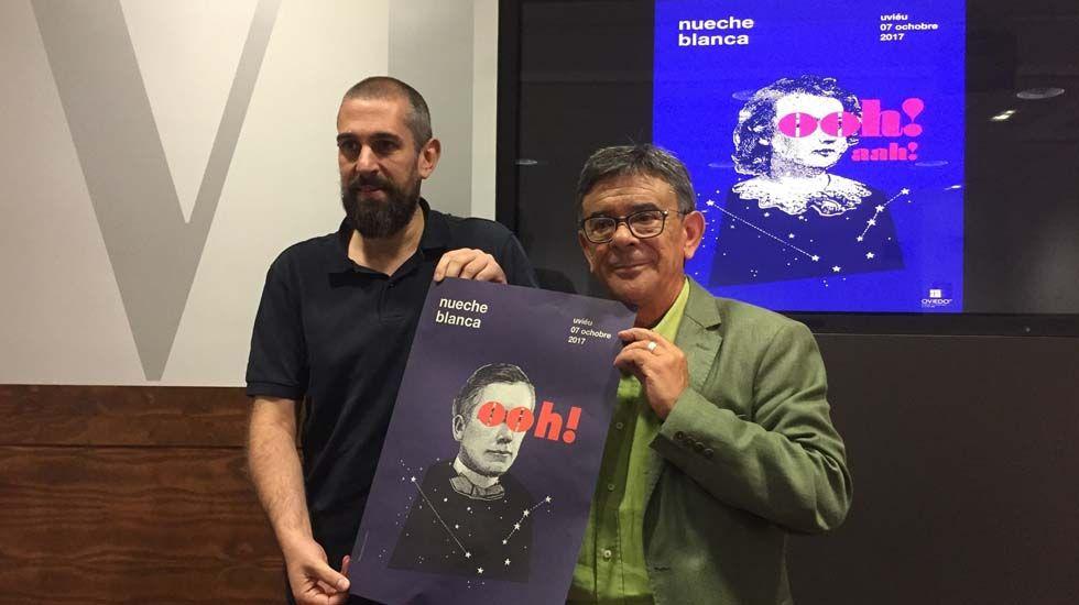 Presentación Noche Blanca Oviedo.Fernando Alonso promociona Asturias en #SpainIn10sec