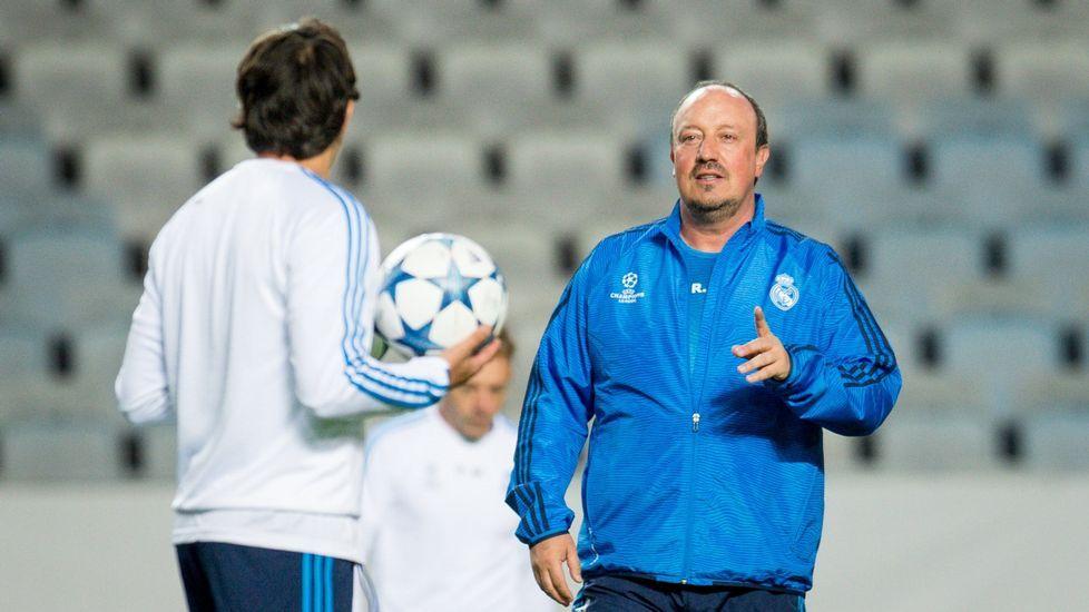 Zidane, ante la visita del Espanyol: «Tenemos que meter goles»