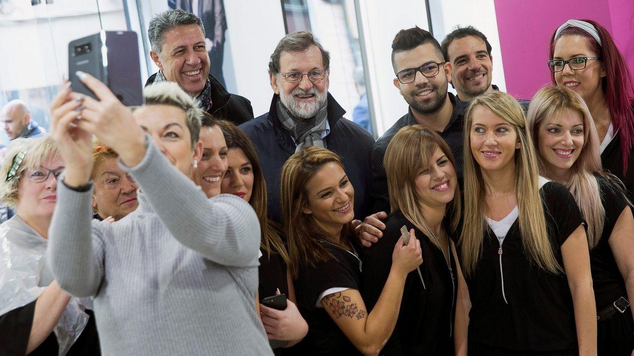 Rajoy: «El cuento del independentismo ya no da más de sí y nadie lo apoya».Roberto Bermúdez de Castro, durante su comparecencia en el Senado