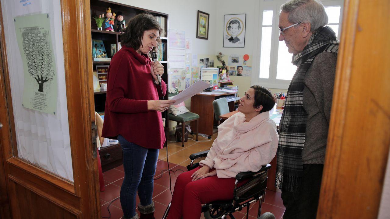 Merchi Álvarez protagonista en la celebración del día mundial de las enfermedades raras