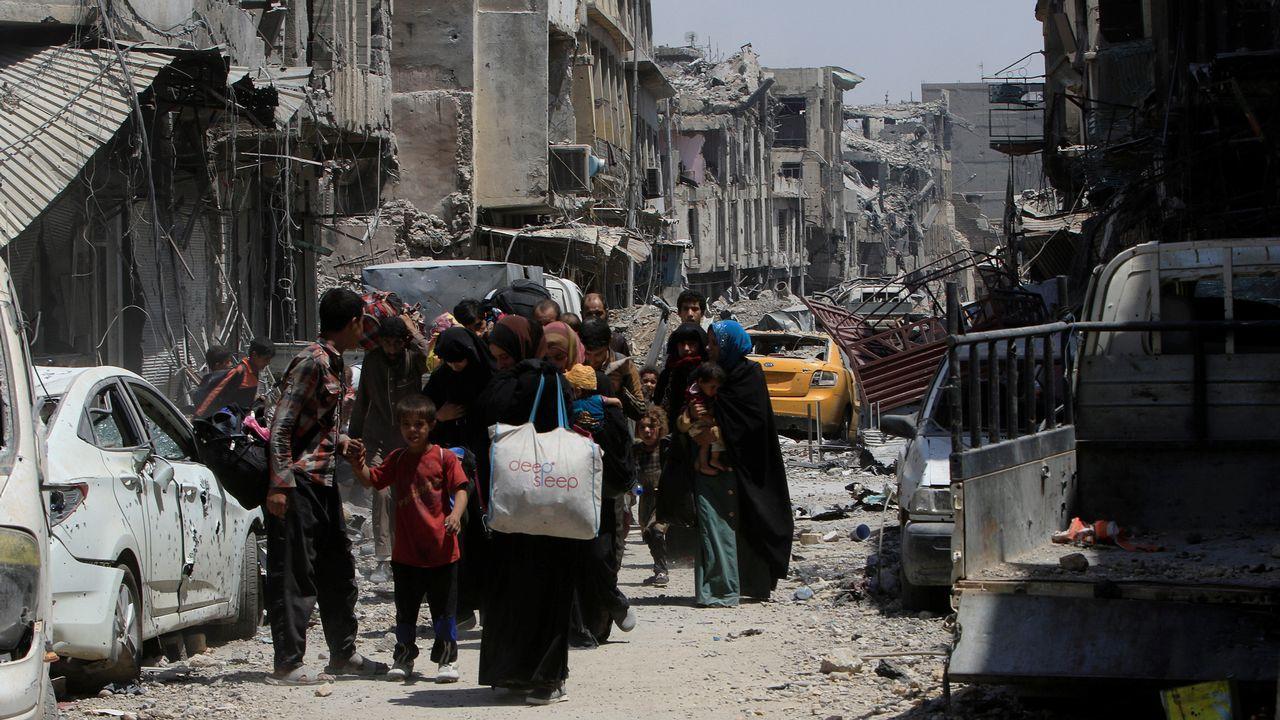 La toma de Mosul, un golpe letal a las ambiciones del Estado Islámico