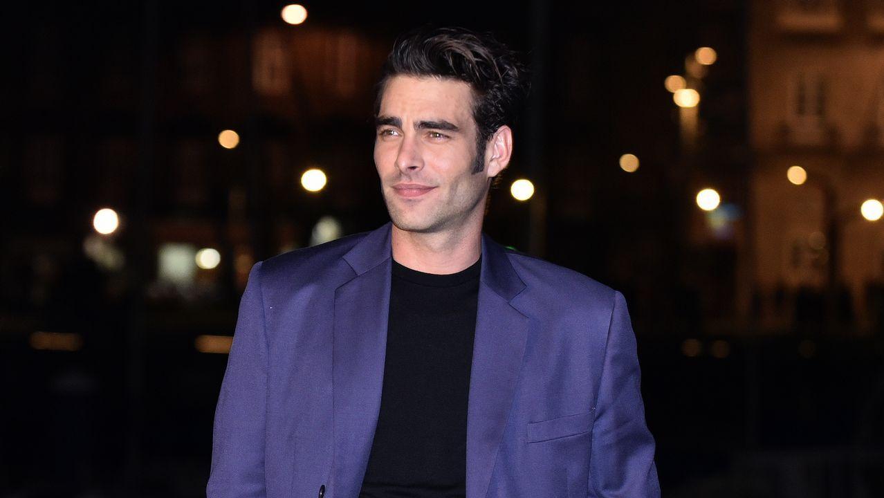 El modelo Jon Kortajarena