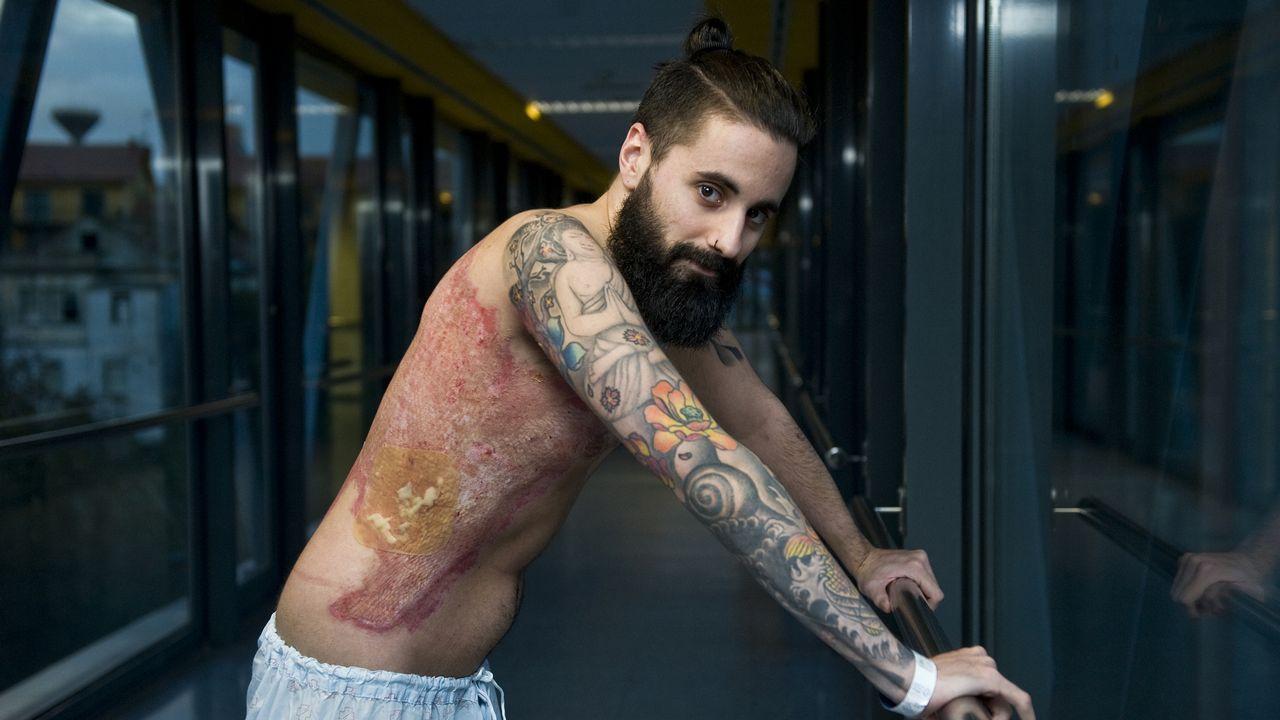 La escuela carballesa Os Xílgaros corrió contra la leucemia: ¡mira sus pasos!