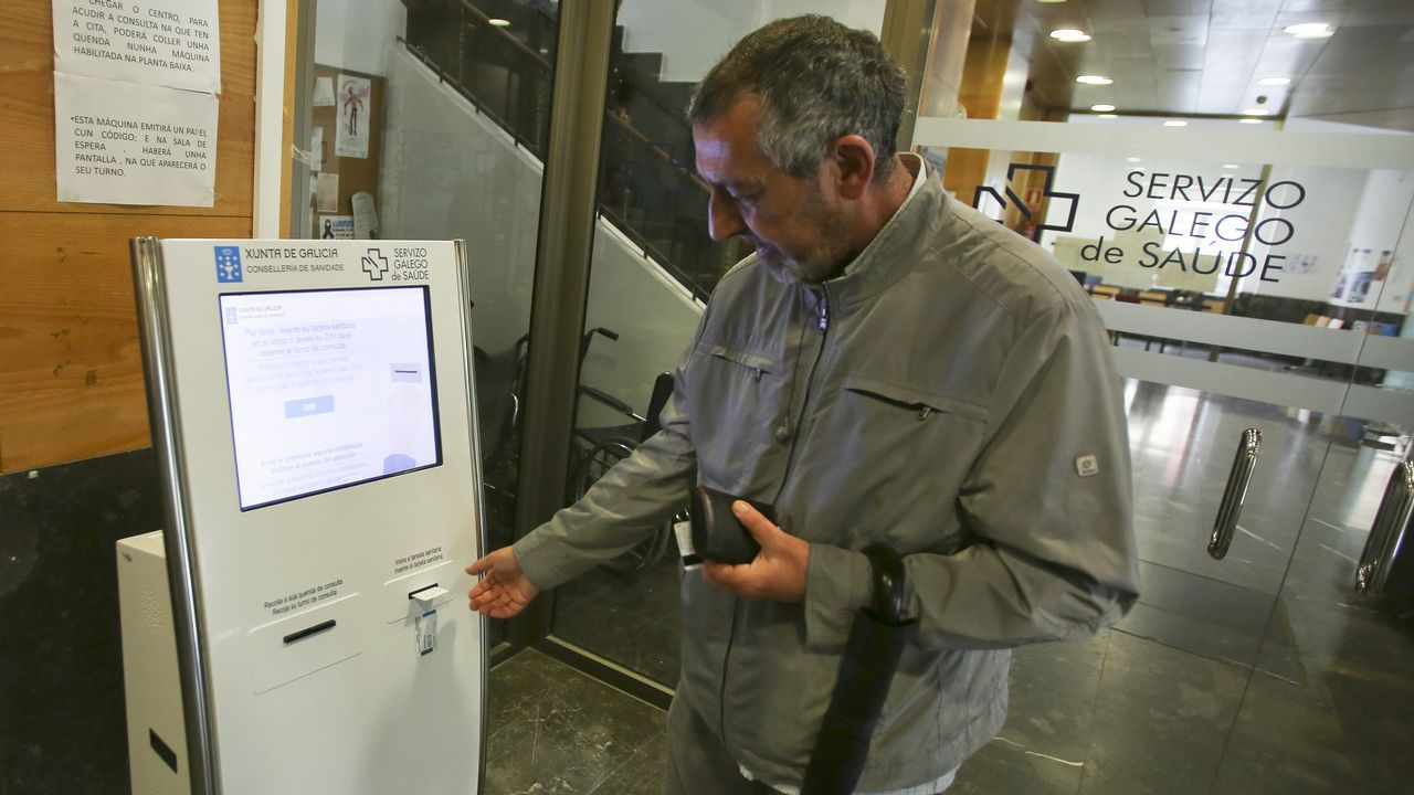 .En el Fontela Maristany el nuevo sistema de citas ya se utiliza desde el pasado mes de mayo