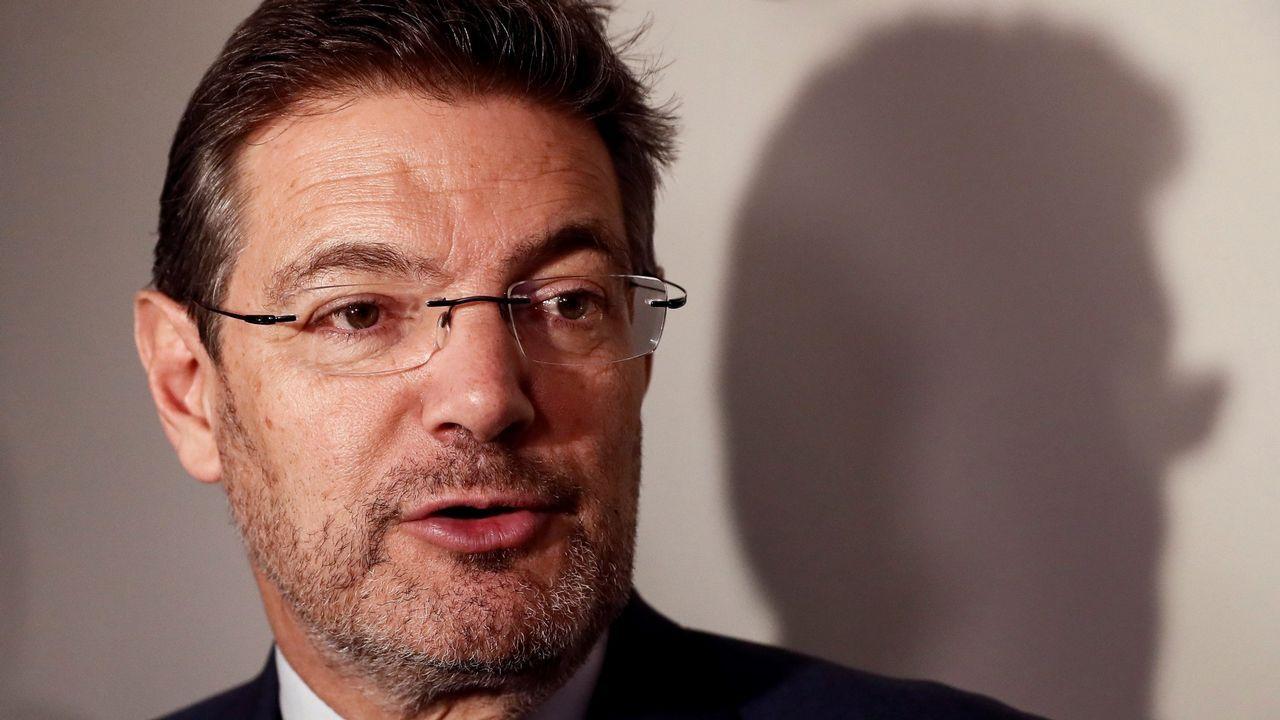 Catalá, contra las cuerdas por sus palabras sobre el juez de La Manada