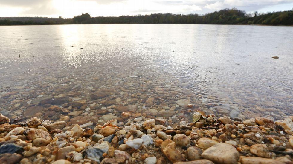 La laguna de Begonte.