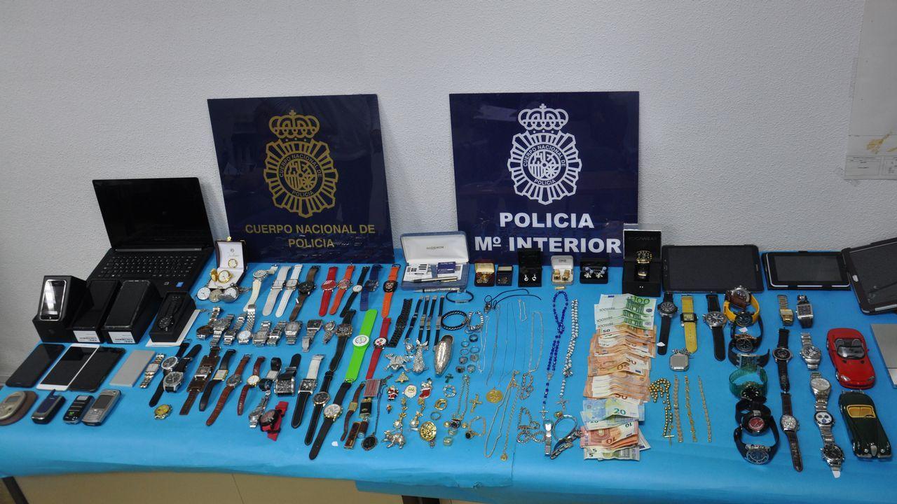 La policía de Pontevedra desvela detalles de la investigación.El presidente de Colombia, Iván Duque, se comprometió a defender la separación de poderes y apoyó el recurso al fallo